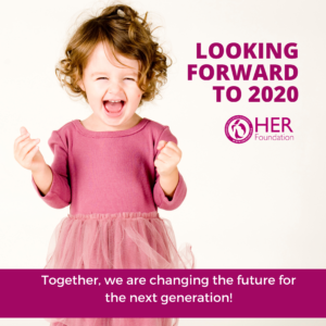 Together, we are changing the future for the next generation.